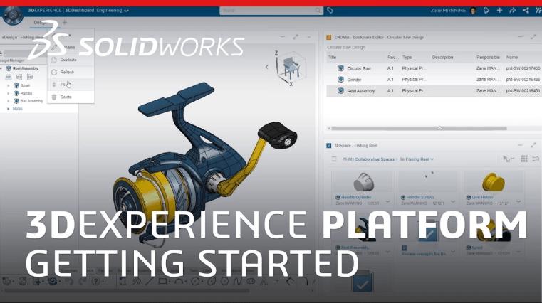 3DEXPERIENCE Platform Getting Started