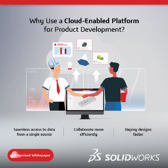 Cloud Platform for product development